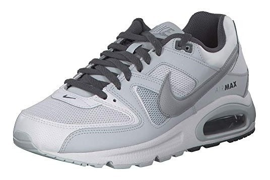 Zapatilla Nike Air Max Command Bl Original Hay Talle 14/15