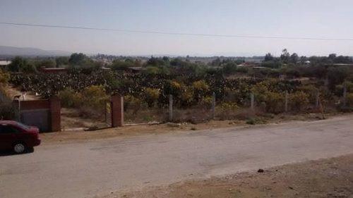 Venta Terreno A Pie De Carretera Sobre Carretera Queretaro San Luis