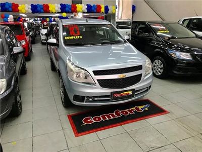 Chevrolet Agile 1.4 Mpfi Lt 8v Flex 4p Manual