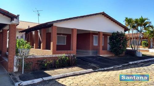 Chale Com Piscina 2 Dormitórios À Venda, 150 M² Por R$ 99.000 - Mansões Das Águas Quentes - Caldas Novas/go - Ca0085