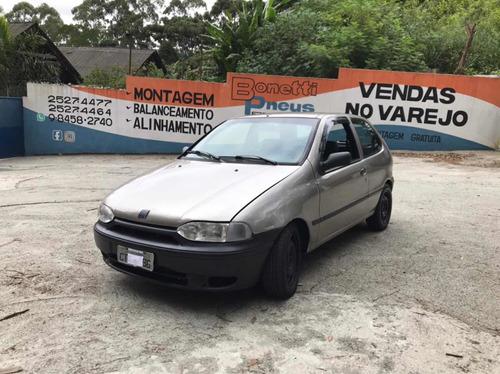 Fiat Palio 2000 1.0 Ex 3p Álcool