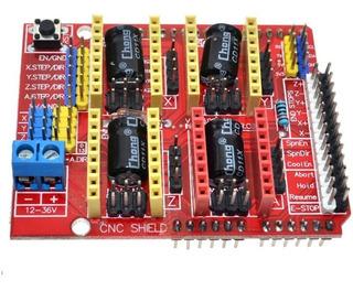 Tarjeta Driver Cnc Impresora 3d Shield Para Arduino