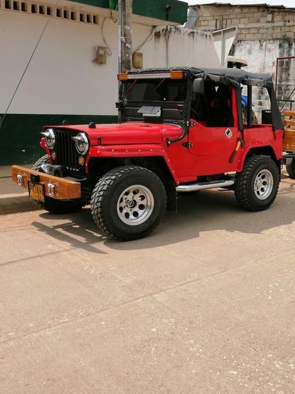 Jeep 1952