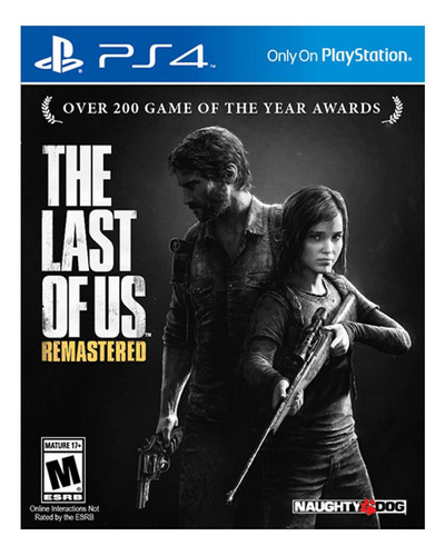 Imagen 1 de 5 de The Last of Us Remastered Sony PS4 Digital