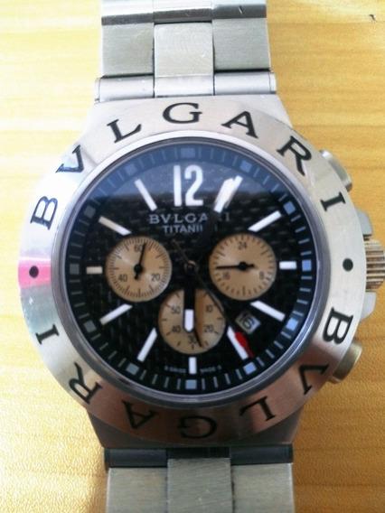 Relógio Luxo Bulgari