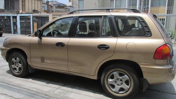 Hyundai Santa Fe 2wd Año 2000