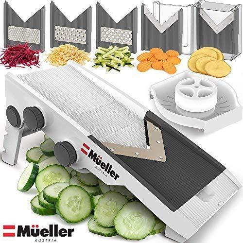 Mueller Austria Premium Calidad V-pro Multi Cuchilla Ajustab
