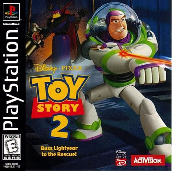 Toy Story 2 Playstation 1