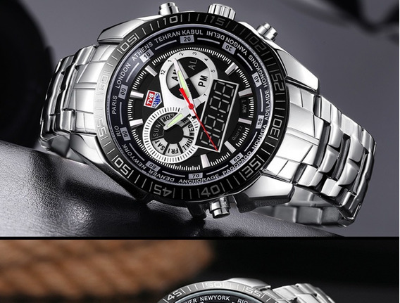 Relógio Original - Digital Masculino - Tvg A Prova D