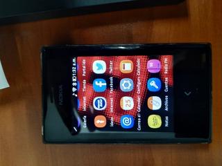 Nokia 503 Telcel + Cargador + Audifonos