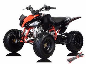 Quadriciclo 125cc Semi-automático 3 Marchas 4 Tempos