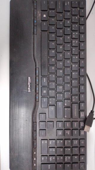 Teclado Megaware Modelo (k1882)
