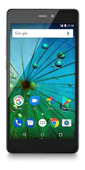Smartphone Multilaser Ms60f Dual Chip Android 7.0 Tela 5.5 H