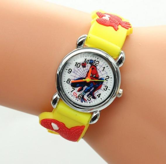 Relógio Infantil Spiderman