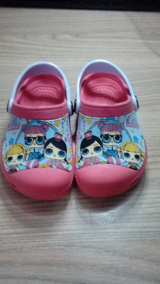 Babucha Infantil Lol - Crocs