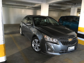 Chevrolet Cruze 1.4 Lt Aa Cd Mp3 R-17 Piel Qc Piel At