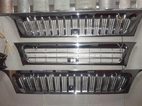 Parrilla Frontal Jac Modelo Hfc-1061 Del Año 2007 Al 2015