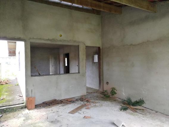 Casa Em Centro, Peruíbe/sp De 130m² 3 Quartos À Venda Por R$ 300.000,00 - Ca534726