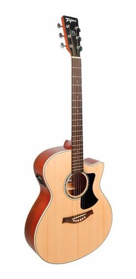 Violão Aço Tagima Woodstock Tw-29 Natural Satin - Vl0118