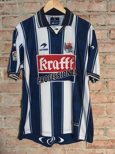 Real Sociedad Esp Astore 2005 Unif. #12 Luis Alberto