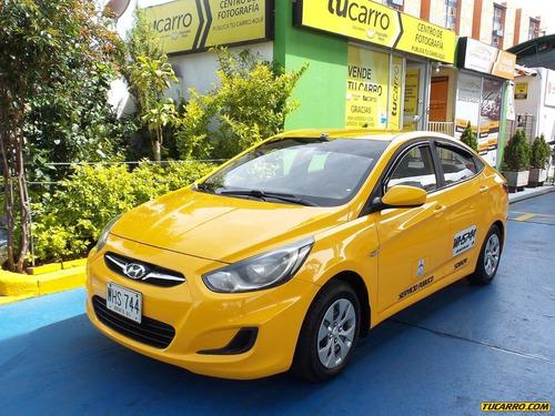 Taxis Hyundai Accent  F.e
