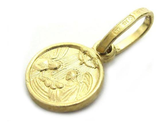 Joianete E9015-10354 Pingente Ouro Religioso Nascmento Jesus
