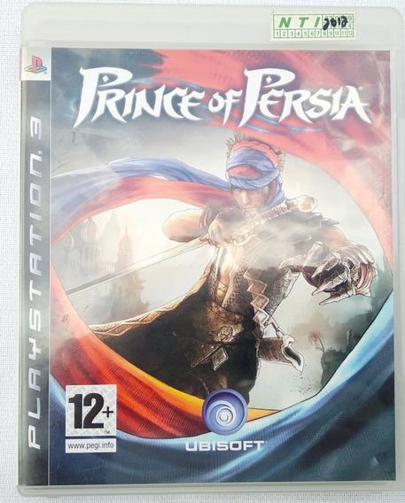 Jogo Ps3 Prince Of Persia Perfeito Com Manual Veja Fotos