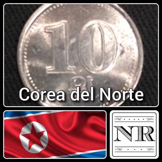 Corea Del Norte - 10 Won - Año 2005 - Km # 425