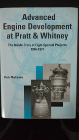 Livro Novo Advanced Engine Development At Pratt & Whitney
