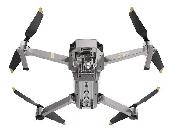 Drone Dji Mavic Pro Platinum + Combo Fly More