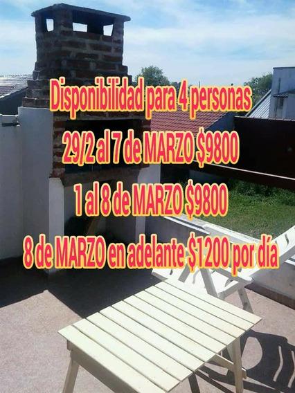 Alquiler Departamentos Santa Clara Del Mar