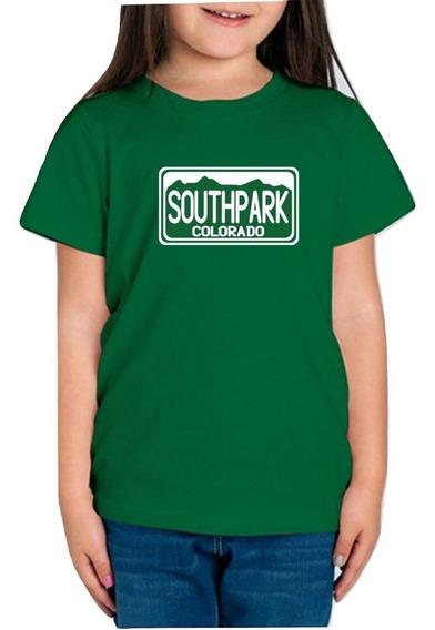 Playera South Park Colorado Niña 1 Pieza