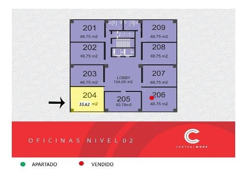 Oficina En Preventa Central Plaza Durango , L-204