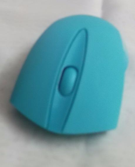 Mouse Inalámbrico Gio W120 Azul Equiprogram
