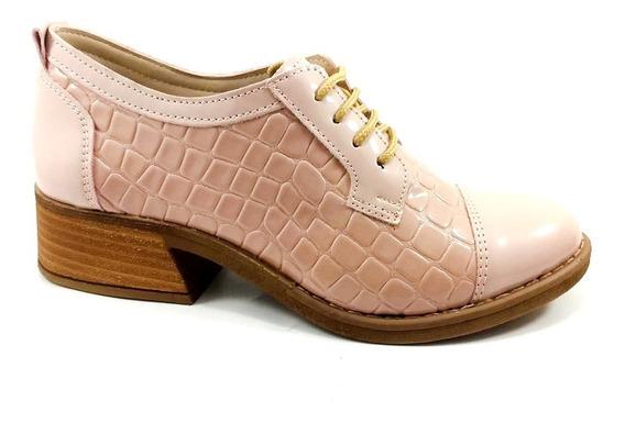 Zapatos Texanos Mujer Picado Cordon Folia Mia 96 Savage 2020