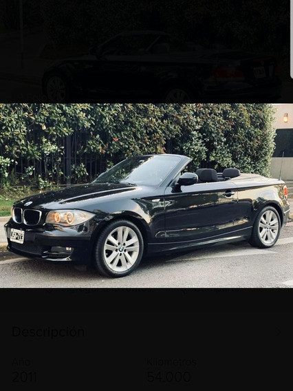 Bmw Serie 1 2.0 120i Coupe Active 156cv Cabriolet