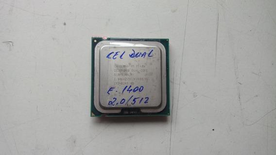Processador Celeron Dual Core E-1400 2.0/512/800 775