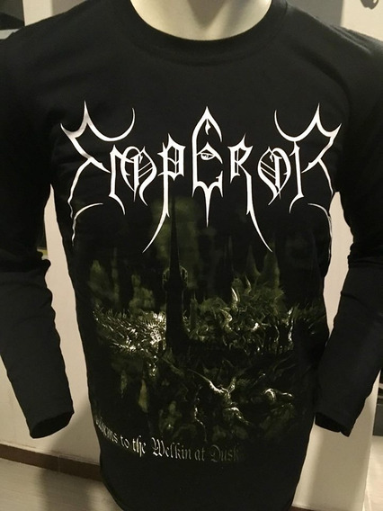 Emperor Anthems T-shirt M Long Sleeve Merch Official Import