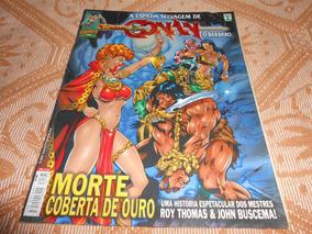 Hq A Espada Selvagem De Conan. Ed 194.