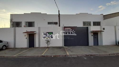 Galpão Á Venda E Para Aluguel Em Jardim São Francisco (nova Veneza) - Ga001112