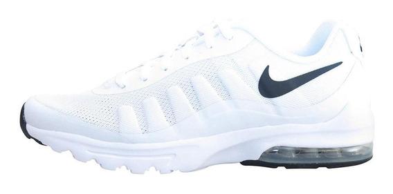 Nike Air Max Invigor Mid Tenis Hombre Tenis Nike Blanco en