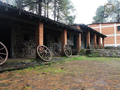 Imagen 1 de 30 de Implecable Casa Y Terreno. Col. Huitzilac, Fierro Del Toro,