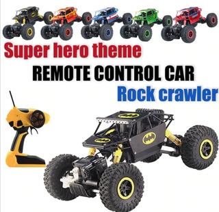 Camioneta Todo Terreno 4x4 Trepa Roca Control Remoto