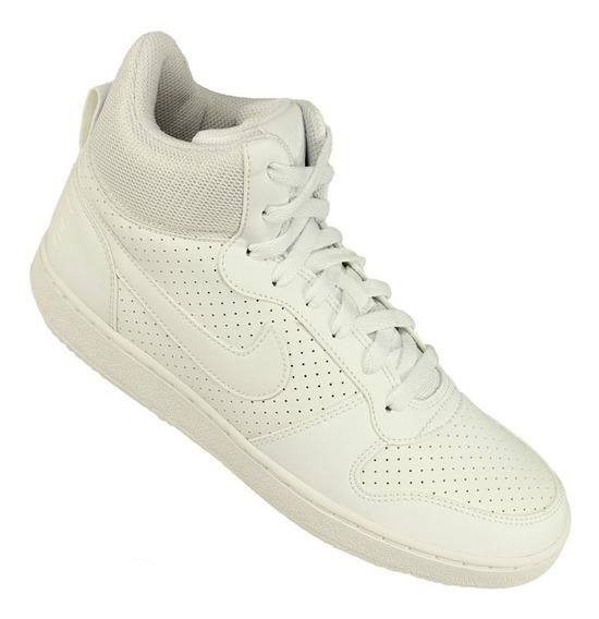 Tênis Nike Court Borough Mid Masculino Botinha Original