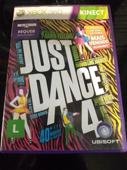 Just Dance 4 Xbox 360 Mídia Física