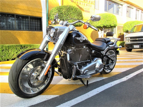 Moto Harley Fat Boy 1800cc 114 2019