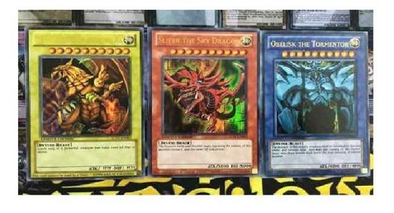Exodia Dioses Y Blue Eyes Dragon
