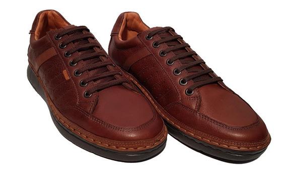 Calzado Ringo Urbano Zapatos Zapatilla Jokker 100% Cuero