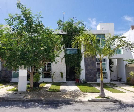 Se Vende Casa En Marsella Rodeada De Naturaleza Playa Del Carmen P3254