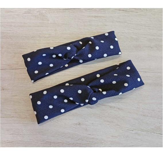 Bandana - Headband - Cintillos Para Niñas Y Adultas